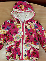 Курточка-ветровка для девочки