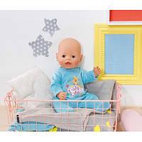 Комбінезон велюровий для ляльки Baby Born Zapf Creation 43 см 822128