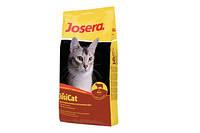 Сухой полноценный корм для кошек всех пород Josera JosiCat 10кг