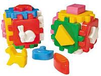 Игрушка детская Логический Куб