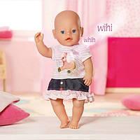 Набор одежды для куклы Baby Born Zapf Creation 817612
