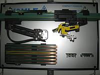 Изолированные контактные рельсы (U-шины)