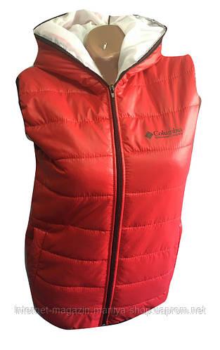 Женская жилетка( выбор цвета)