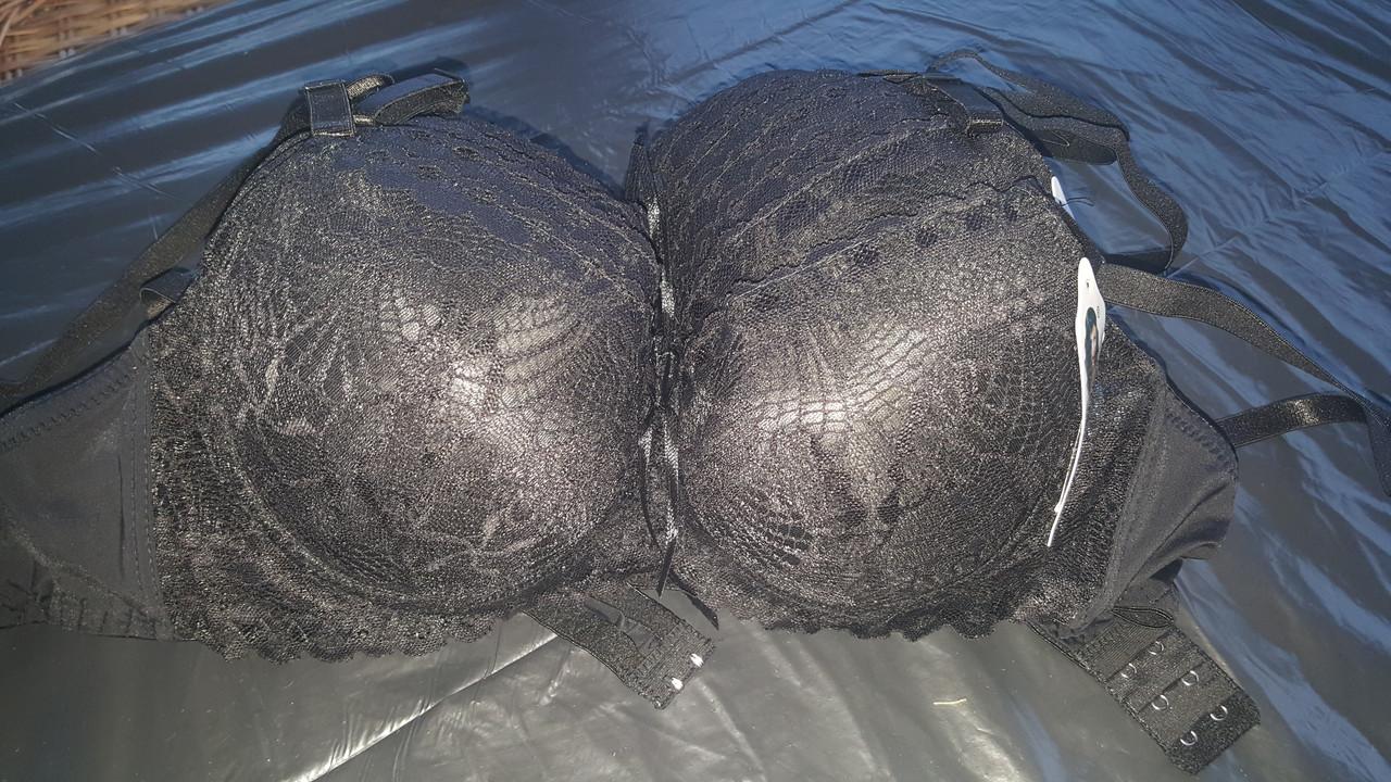 Жіночі ліфчики NBC чорний B кружевний  продажа ca687e5f4b8e1
