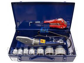 Паяльник пластиковых труб Dytron Polys SP-4a 850 Вт Maxi (насадки 16-63 мм)