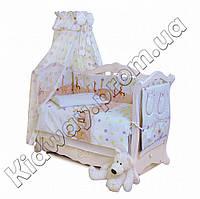 Детская постель Twins Comfort С-024 Жирафы