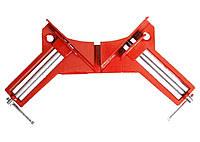 Струбцина угловая, 75 мм, алюминиевая SPARTA