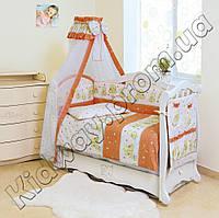 Детская постель Twins Comfort С-018 Мишки со звездами
