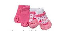 Носки для куклы 2 пары Baby Born Zapf Creation 819517