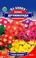 Семена Флоксы Друммонда крупноцветковая, смесь