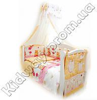 Детская постель Twins Comfort С-007 Садовники
