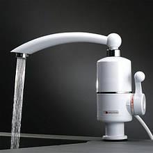 Проточний водонагрівач електричний кран