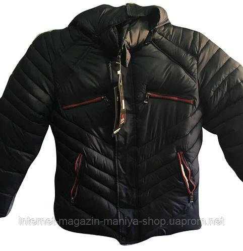 Мужская куртка юниор зима