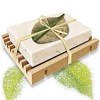 Натуральное мыло с экстрактом крапивы