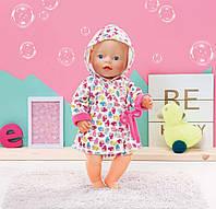 Одежда для куклы  Baby Born Zapf Creation 822463 халат с капюшоном