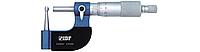 Микрометр трубный МТ 0-25 мм, цена деления 0.01 мм, IDF (Италия)