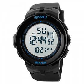 Часы Skmei DG1127 Black - Blue