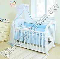 Детская постель Twins Evolution А-022 Swimy Морская
