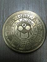 """Монета """"Пиратский пиастр"""""""