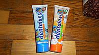 Детская зубная паста Дентолюкс