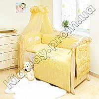 Детская постель Twins Evolution А-002 Котик и собачка