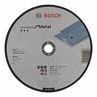 "Круг отрезной ""Bosch Standard"" по металлу 230х3.0х22.23мм SfM, прямой"