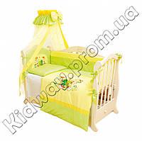 Детская постель Twins Evolution А-014 Лягушата