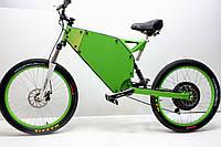 Электровелосипед E-Kross СITY  green, фото 1