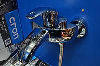 Смеситель для ванной комнаты Cron Mars Chr.-009(euro)