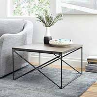 Журнальный деревянный стол