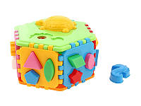 Яркая развивающая игра Сортер для детей