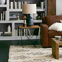 Журнальный деревяный стол
