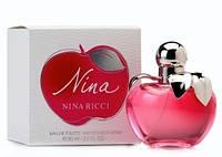 Женская туалетная вода Nina Ricci Nina 80ml Красное Яблоко