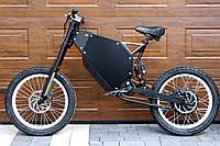 Электровелосипед E-Kross ATOM 5kW blak, фото 1