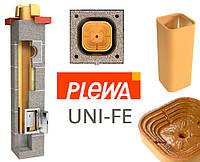 Керамический дымоход PLEWA UNI FE 14/14 см