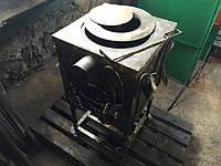 Печь под казан кованая сталь 4 мм ЭКСКЛЮЗИВ !