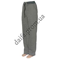 Женские трикотажные брюки с начесом БАТАЛ 074-1 оптом со склада в Одессе