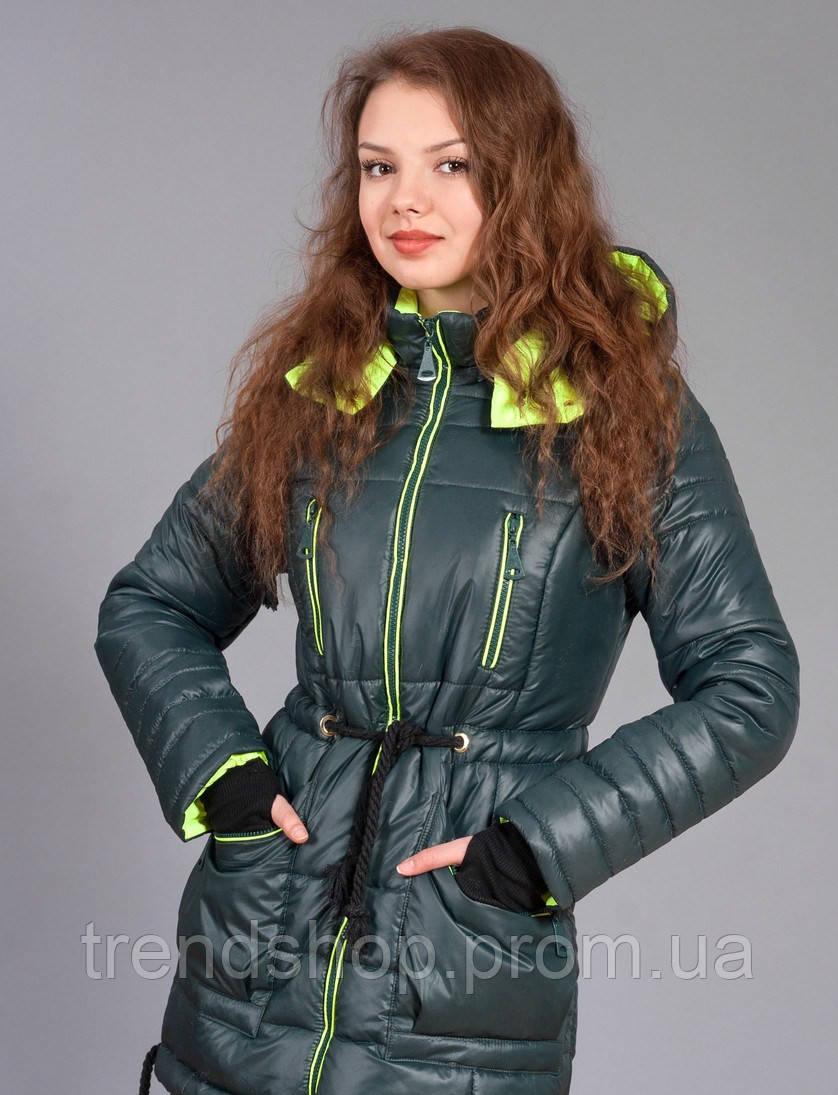 Женская зимняя парка - Trend Shop в Хмельницком