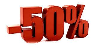 Скидка -50% на украшения с фианитами!