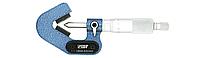 Микрометр МТИ 1-15 мм, призматический, цена деления 0.01 мм, IDF(Италия)