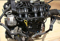 Двигатель Ford B-MAX 1.4 LPG, 2013-today тип мотора RTJC