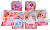 Игровой набор Мини Пони/Литл Пони (аналог My little Pony): 6 пони с аксессуарами