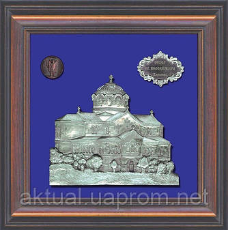 Коллаж Владимирский собор в Херсонесе