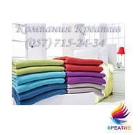 Пледы флисовые, цветные 1*1,5 м. с вашим лого (от 50 шт.), фото 1