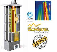 Керамический дымоход SCHIEDEL Termo Rondo Plus 18+вентканал