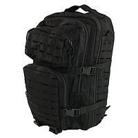 Рюкзак штурмовой LazerCut (Black) 36 л.