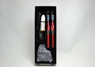 Электронная сигарета  eGo  Double Box CE-4 2 шт. с жидкостью CX