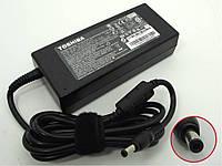 Зарядное устройство для ноутбука  TOHIBA (2 original) 19 V 6.3 A(5,5*2,5)  .   dr