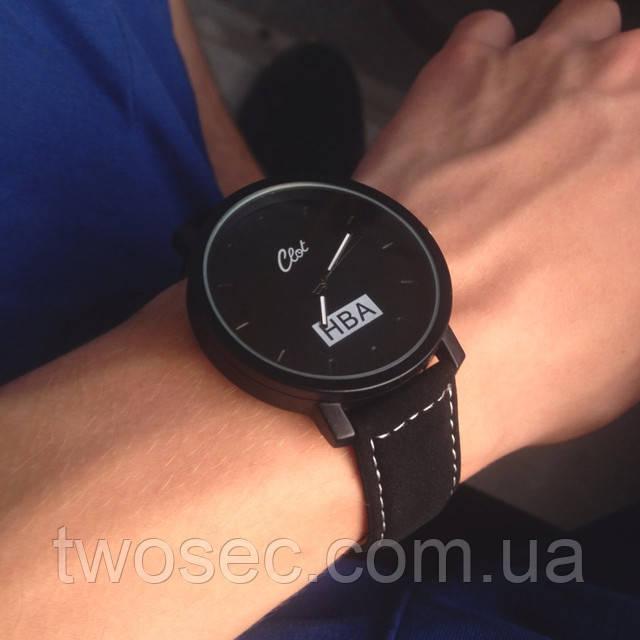 0a7fa407e2f9 Мужские парные наручные часы Relojes AB318 черные, цена 223 грн ...