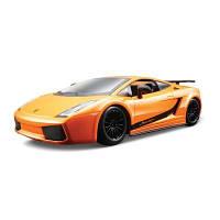 Авто-конструктор LAMBORGHINI GALLARDO SUPERLEGERRA 2007 оранжевый металлик, 1:24 (18-25089)